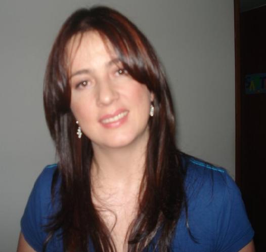 Herlaynne Segura, teletrabajadora y experta en contenidos digitales.
